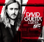 03.David Guetta - Listen Again - cover albumu