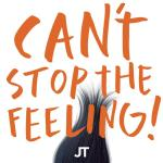 10.Justin Timberlake_Can't Stop The Feeling_single artwork