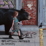 11.RHCP - The Getaway - cover albumu