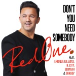 17.RedOne - Dont You Need Somebody Official Cover Art