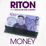 04.Riton feat Kah-Lo, Mr Eazi & Davido_Money_single cover