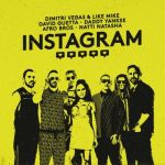 13a.Dimitri Vegas & Like Mike, David Guetta, Daddy Yankee feat. Natti Natasha, Afro Bros_Instagram_single cover